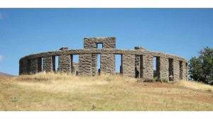 Riproduzione di Stonehenge