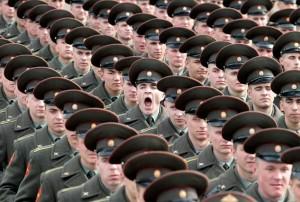 foto scattate al momento giusto - plotone soldati