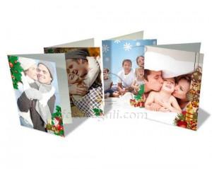 la tua card augurale natalizia personalizzata