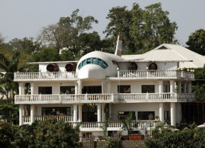 casa aereo